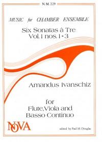 Ivanschiz: Six Sonatas a Tre