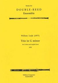 Luijt: Trio in G minor