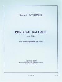 Wystraete: Rondeau-Ballade