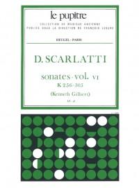Scarlatti: Oeuvres Complètes Pour Clavier Volume 6 Sonates K256 À K305 (Lp36)