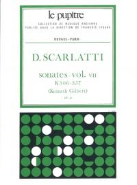Domenico Scarlatti: Sonatas Vol.7 (K306-K357) (Gilbert)
