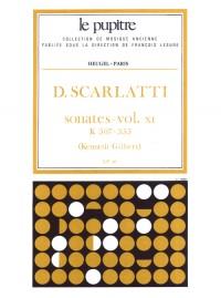 D Scarlatti: Oeuvres Complètes Pour Clavier Volume 11 Sonates K507 À K555 (Lp41)