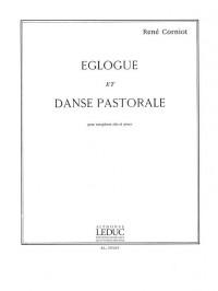 René Corniot: Eglogue Et Danse Pastorale (Alto Saxophone/Piano)