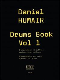 Daniel Humair: Drums Book Vol.1