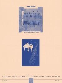 André Jolivet: Fantaisie Impromptu