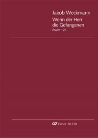 Weckmann: Wenn der Herr die Gefangenen