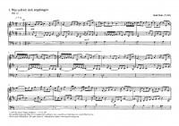 Witte: Choralvorspiele für Orgel