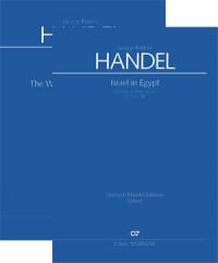 Händel: Israel in Egypt - Part I-III (HWV 54)