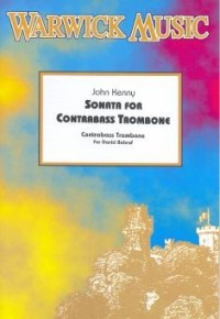 Kenny: Sonata for Contrabass Trombone