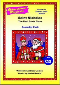 Saint Nicholas (Assembly Pack) - The Real Santa Claus
