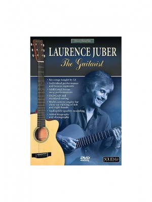 Acoustic Masterclass Series: Laurence Juber -- The Guitarist (Acoustic Guitar Essentials, Vol. 1)