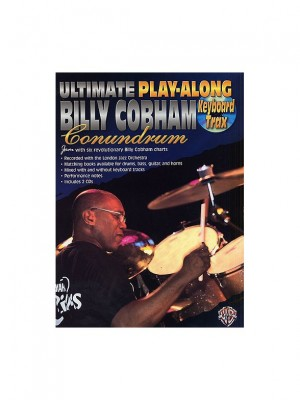 Ultimate Play-Along Keyboard Trax: Billy Cobham Conundrum