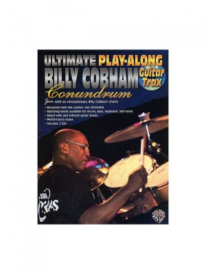 Ultimate Play-Along Guitar Trax: Billy Cobham Conundrum