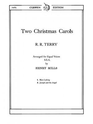 R. Terry: Two Christmas Carols