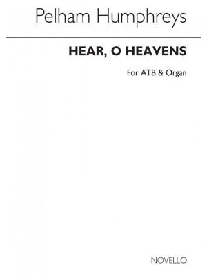 P. Humphreys: Hear O Heavens Product Image