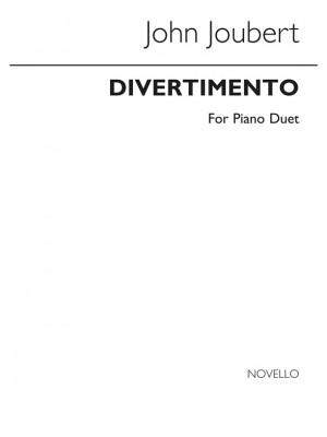 Joubert: Divertimento Op.2 Piano Duet Product Image