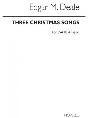E.M. Deal: Three Christmas Songs