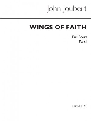 Joubert: Wings Of Faith (Full Score)