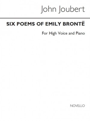 John Joubert: Six Poems Of Emily Bronte