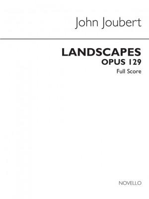 Joubert: Landscapes Op. 129