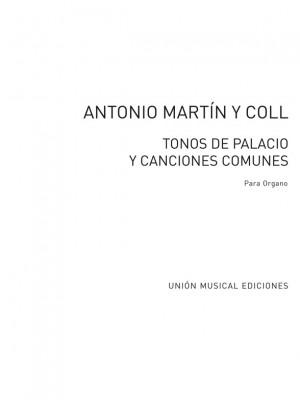 Tonos De Palacio y Canciones Comunes Volume 1 Product Image