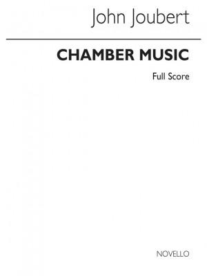 Joubert: Chamber Music for Brass Quintet (Score)