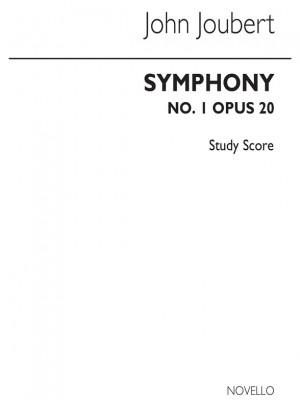 Joubert: Symphony No.1 Op.20 (Study Score) Product Image