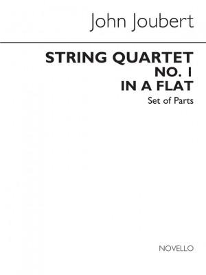 Joubert: String Quartet No.1 In A Flat (Parts)