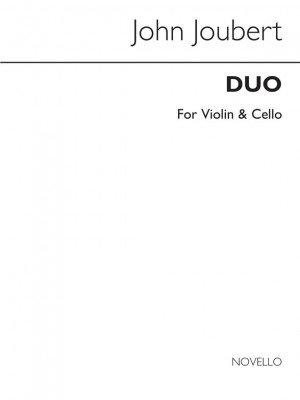 Joubert: Duo For Violin And Cello