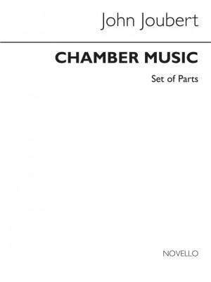 Joubert: Chamber Music for Brass Ensemble (Parts)