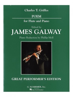 Charles T. Griffes: Poem For Flute And Piano