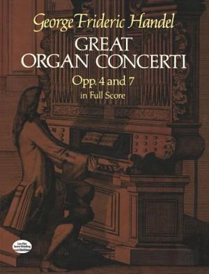 Georg Friedrich Händel: Great Organ Concerti
