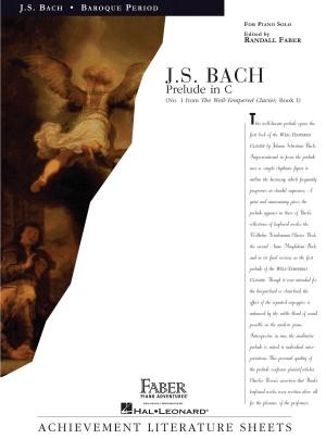 J.S. Bach: Bach, J.S., Prelude in C