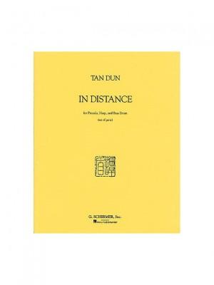 Tan Dun: In Distance (Score/Parts)