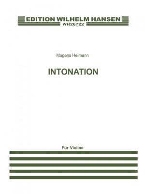 Mogens Heimann: Intonation Studies