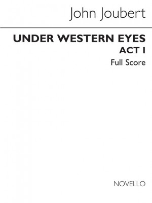 John Joubert: Under Western Skies (Full Score)