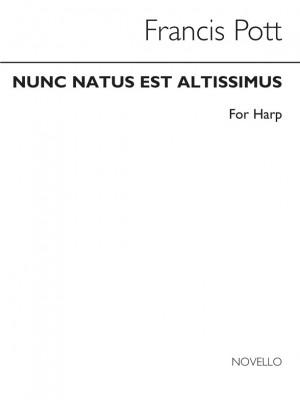 Francis Pott: Nunc Natus Est Altissimus