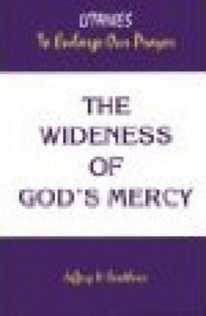 Bevan: There's wideness in God's mercy