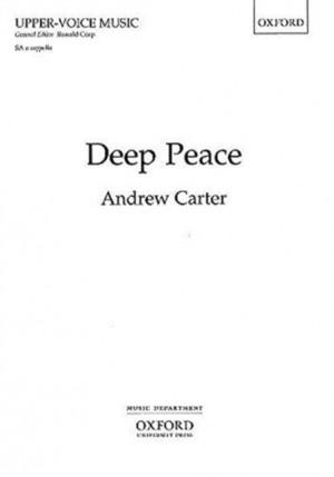 Carter: Deep Peace