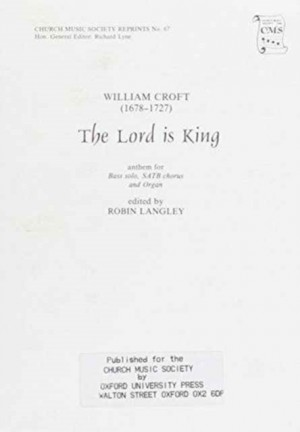Croft: The Lord is King