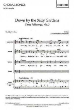 Higginbottom: Down by the Sally Gardens