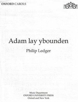 Ledger: Adam lay ybounden