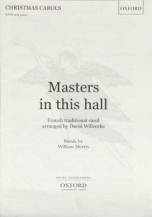 Willcocks: Masters in this hall