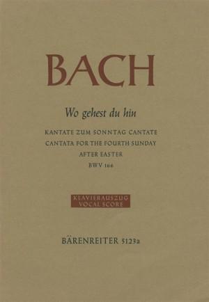 Bach, JS: Cantata No. 166: Wo gehest du hin (BWV 166) (Urtext)