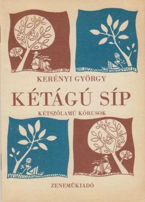 Ketagu sip. Magyar nepdalok Product Image