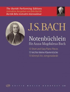 Bach, JS: 13 Short and Easy Piano Pieces