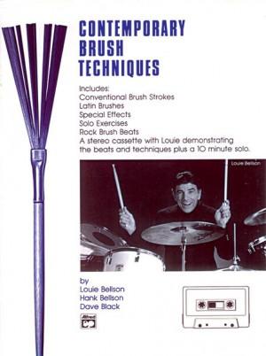 Louie Bellson: Contemporary Brush Techniques