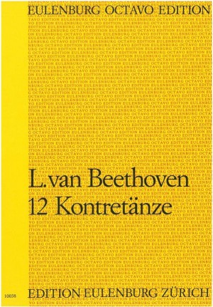 Beethoven, Ludwig van: 12 Kontretänze  WoO 14