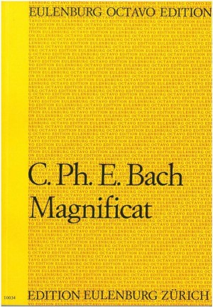 Bach, Carl Philipp Emanuel: Magnificat