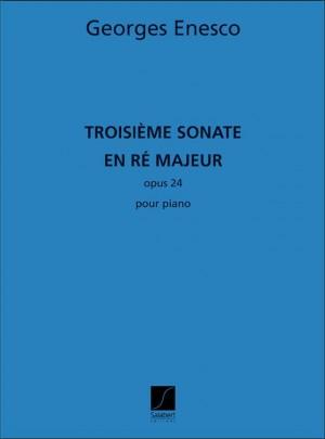 Enesco: Sonate Op.24, No.3 in D major